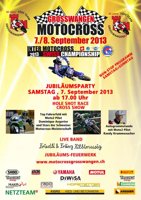 Flyer Motocross Grosswangen - 2013